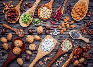 Vitamin B reiche Lebensmittel