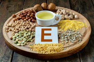 Vitamin E reiche Lebensmittel