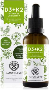 Das beste Vitamin D3 K2 für Veganer