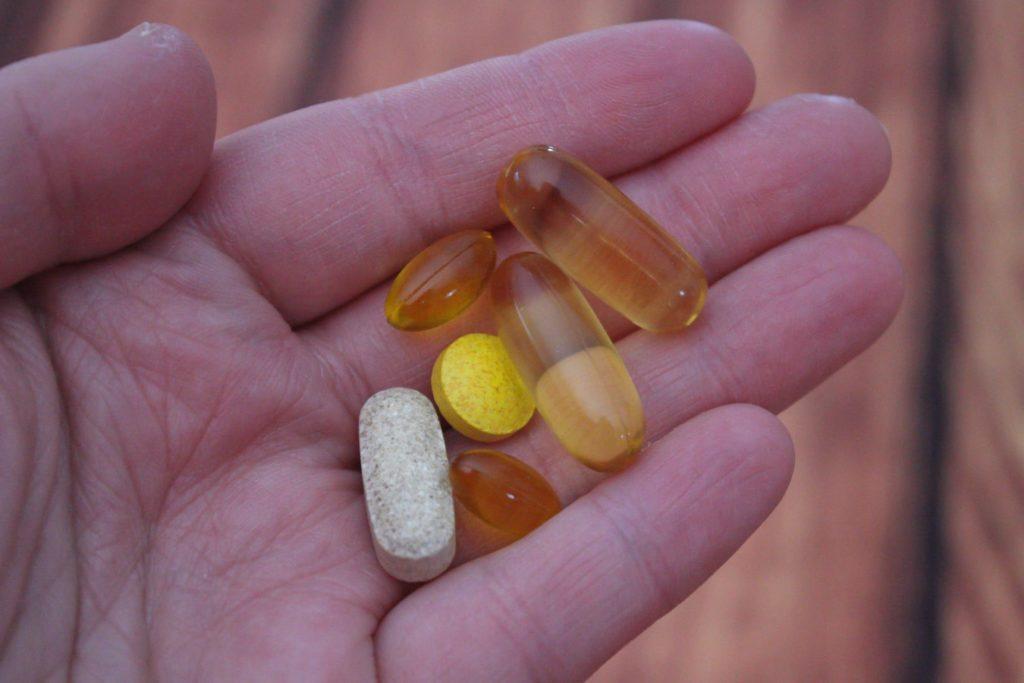 Einnahme von bestimmten Medikamenten